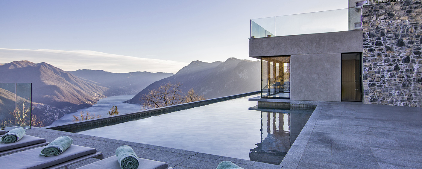 Luxury liberty style villa commanding one of the finest views in Europe