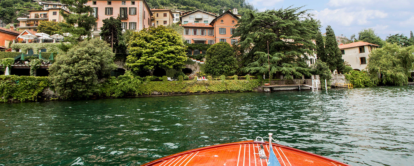 Historic 19th-century villa on the shore close to the legendary Hotel Villa d'Este