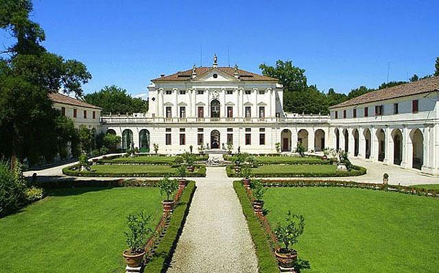 Palladian Villa For Rent