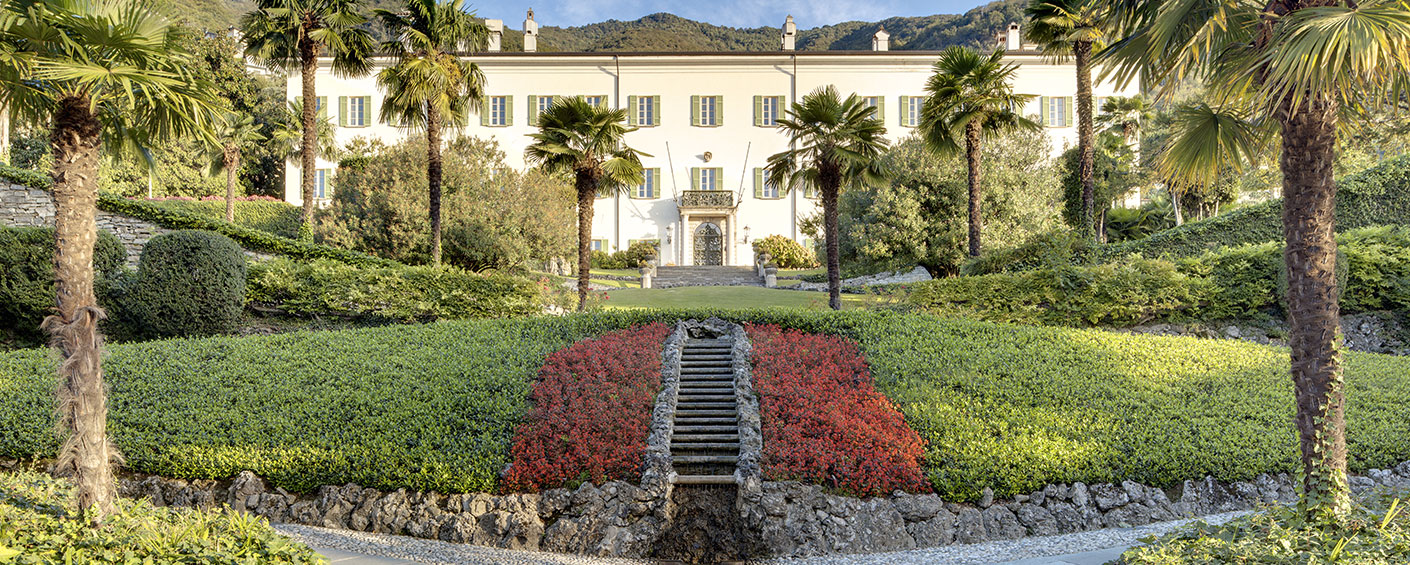 One of the most spectacular lakefront villas on Lake Como with a lovely marina with its own private dock