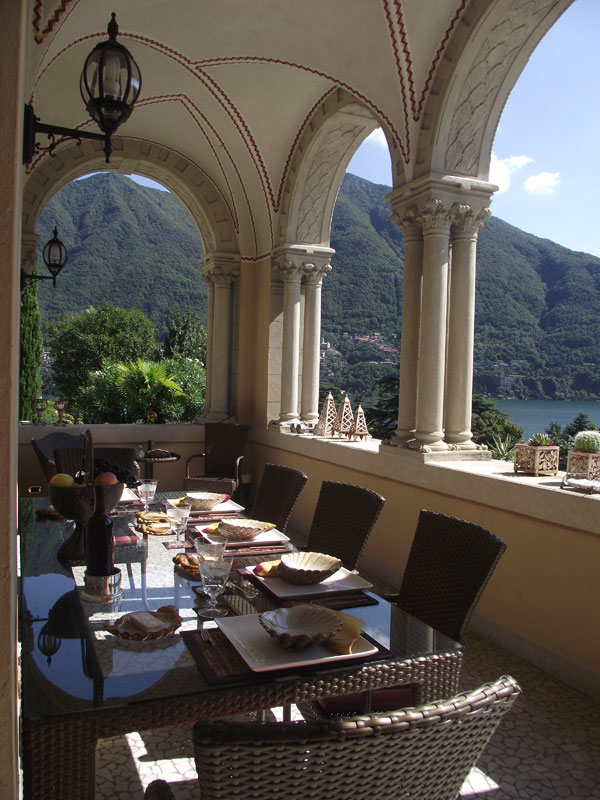Lake Como Luxury Apartment For Rent Near George Clooney S