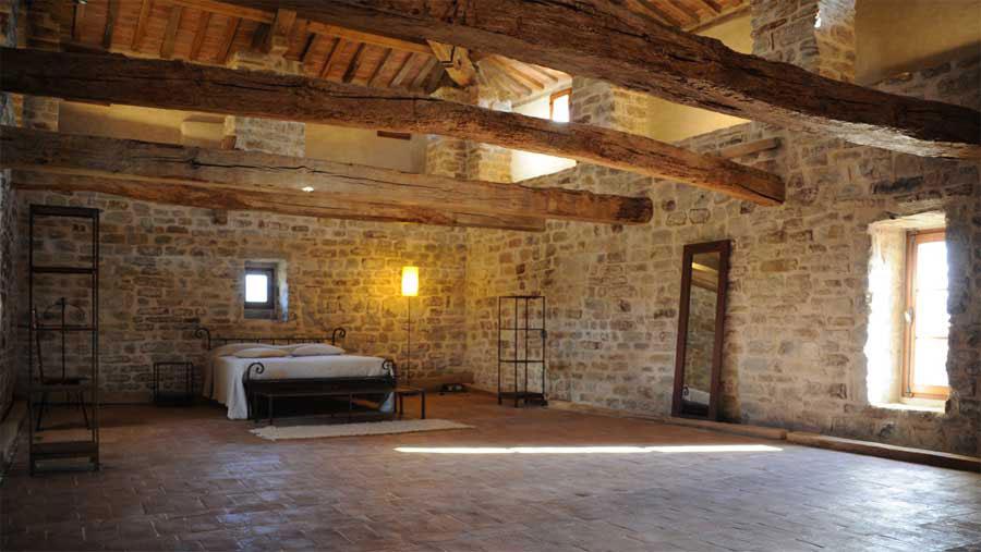 Umbria Medieval Castle For Rent Near Gubbio Assisi Perugia